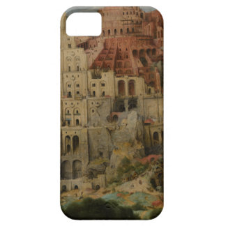 The Tower of Babel by Pieter Bruegel iPhone SE/5/5s Case