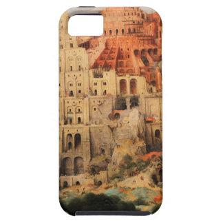 The Tower of Babel by Pieter Bruegel the Elder iPhone SE/5/5s Case