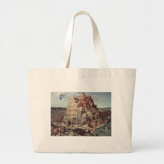 The Tower of Babel - Pieter Bruegel the Elder Bag