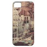 The Tower of Babel - Pieter Bruegel the Elder iPhone 5 Case