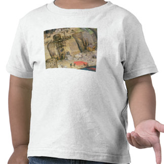 The Tower of Babel Tshirts