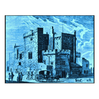 The Tower of Liverpool, 1790 Postcard