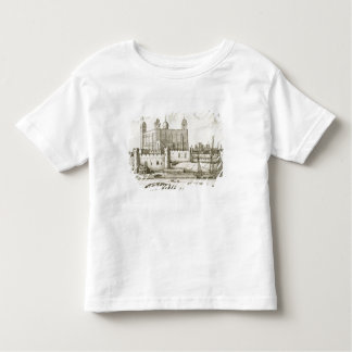 The Tower of London, 1647 (engraving) Toddler T-shirt