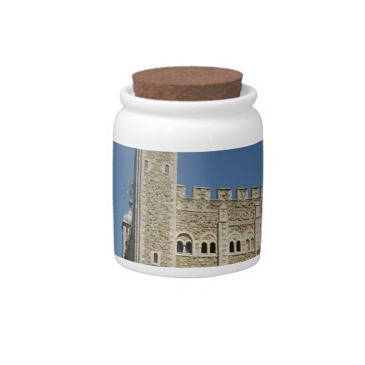 The Tower of London Candy Jars