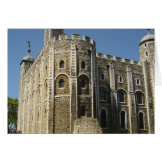 The Tower of London Card