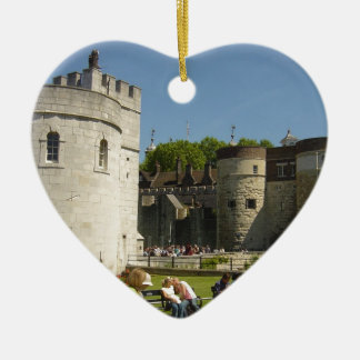 The Tower of London Ceramic Ornament