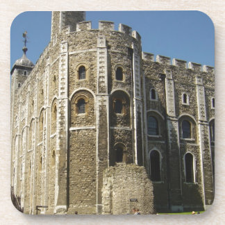 The Tower of London Drink Coaster