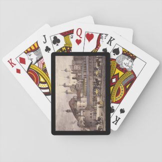 The Tower of London from Tower_Engravings Playing Cards