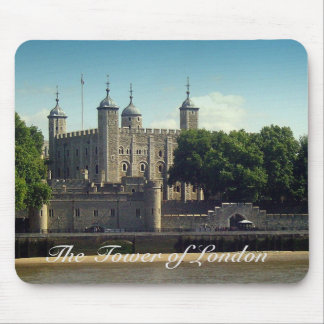 The Tower of London Mouse Pad