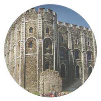 The Tower of London Party Plate