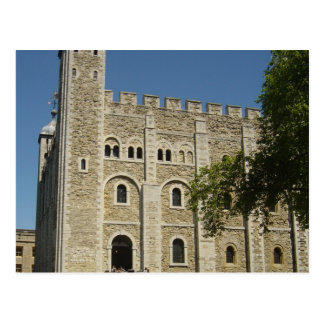 The Tower of London Postcard