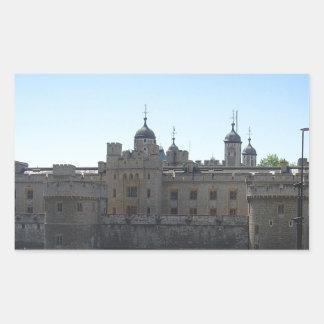 The Tower of London Rectangular Sticker