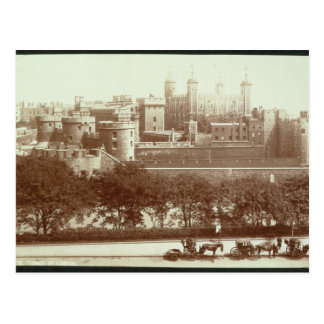 The Tower of London (sepia photo) Postcard