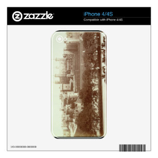 The Tower of London (sepia photo) Skins For The iPhone 4