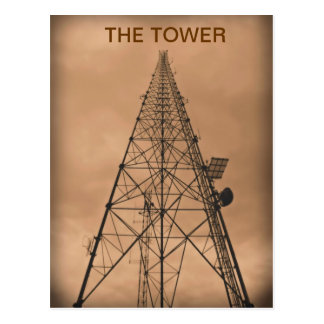 The Tower Postcard