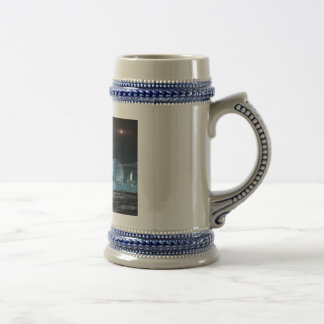 the Towers of Xullam 18 Oz Beer Stein