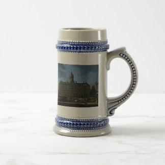 The town hall on the Dam, Amsterdam Coffee Mug