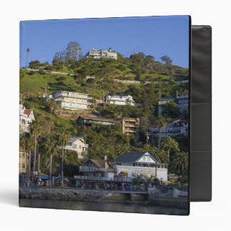The town of Avalon on Catalina Island, Binder