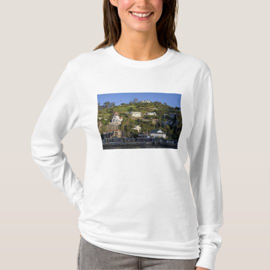 The town of Avalon on Catalina Island, T-Shirt