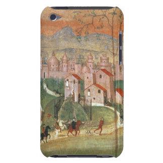 The Town of Prato (fresco) iPod Touch Case-Mate Case