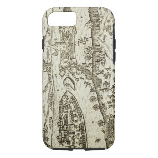 The Town of Tokay Recovered from the Turks by Herr iPhone 8/7 Case