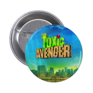 The Toxic Avenger 2 Inch Round Button