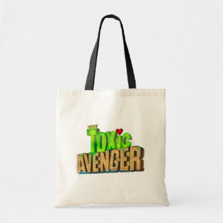 The Toxic Avenger Budget Tote Bag