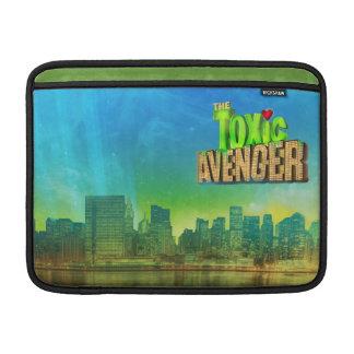 The Toxic Avenger MacBook Sleeve