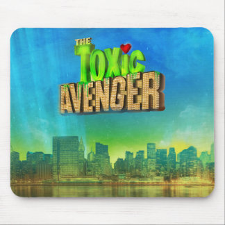 The Toxic Avenger Mouse Pad