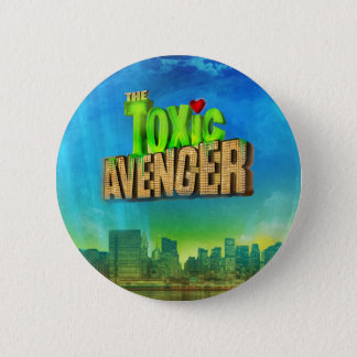 The Toxic Avenger Pinback Button