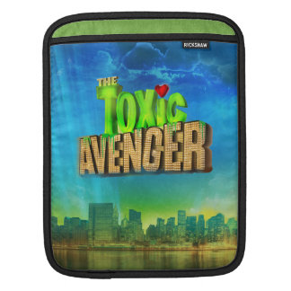The Toxic Avenger Sleeve For iPads