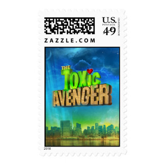 The Toxic Avenger Stamps