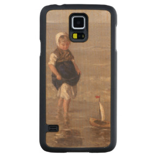 The Toy Boat Carved® Maple Galaxy S5 Case
