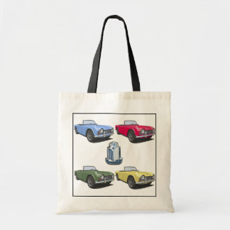 The TR4 Tote Bag
