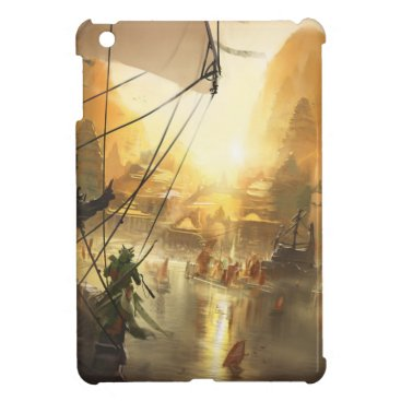Beach Themed The Traders Port Case For The iPad Mini