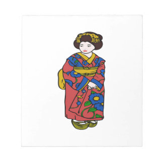 THE TRADITIONAL GEISHA NOTE PADS