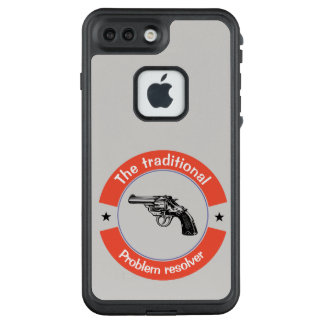 The traditional problem resolver LifeProof FRĒ iPhone 7 plus case
