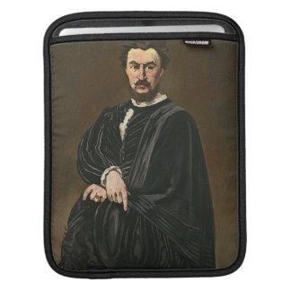 The Tragedian Actor (Rouviere as Hamlet) Sleeves For iPads