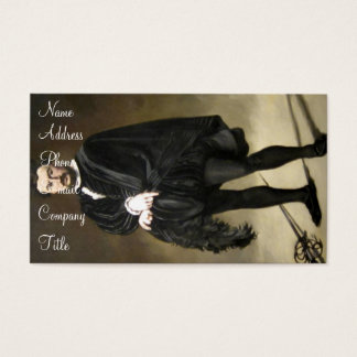 'The Tragic Actor' Business Card