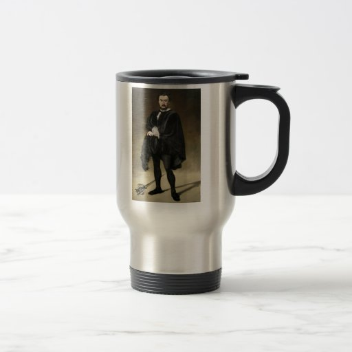 'The Tragic Actor' Mug