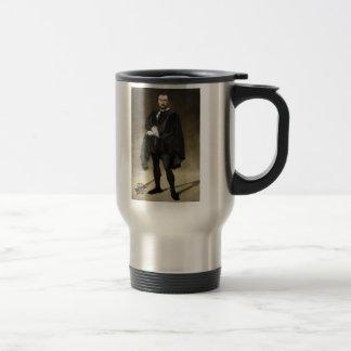 'The Tragic Actor' Travel Mug
