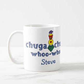 The Train Engineer Coffee Mug