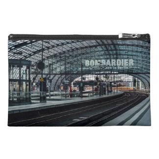 The train is coming travel accessory bag