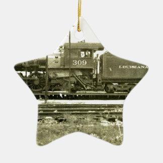 The Train Stop Ornament