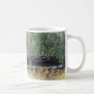 The Train Time Forgot Coffee Mug