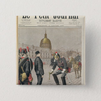 The Traitor The Degradation of Alfred Dreyfus Button