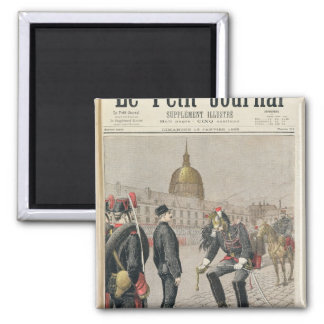 The Traitor The Degradation of Alfred Dreyfus Magnet
