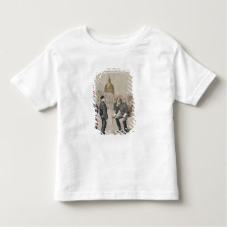The Traitor The Degradation of Alfred Dreyfus Toddler T-shirt