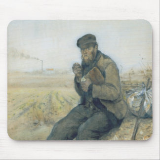 The Tramp Mouse Pad