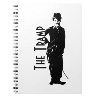 The Tramp Spiral Note Books